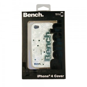 Bench iPhone 4/4S Cover [White], Etui dla iPhone 4/4S