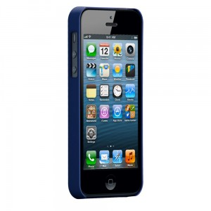 Case-Mate Barely There [Marine Blue], Etui do iPhone 5/5S