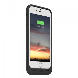 "Mophie Juice Pack Air [czarne], Etui z baterią [2750mAh] do iPhone 6/6S (4.7"")"