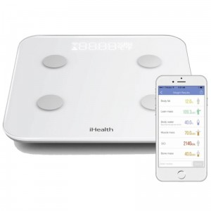 iHealth Core Wireless Body Composition Scale,  Analizator składu ciała (iOS/Android)
