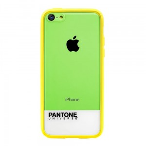 Case Scenario Pantone Universe [Yellow], Etui dla iPhone 5C
