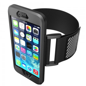 "Supcase Sport Armband [czarne], Etui na ramię do iPhone 6 Plus/6S Plus (5.5"")"