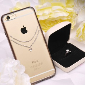 "Rearth Ringke Noble Necklace Case [bezbarwne], Etui dla iPhone 6 Plus/6S Plus (5.5"")"