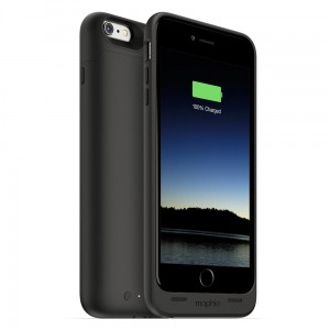"Mophie Juice Pack [czarne], Etui z baterią [2600mAh] do iPhone 6 Plus/6S Plus (5.5"")"