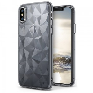 "Ringke Air PRISM [dymione], Elastyczne etui do iPhone X (5.8"")"