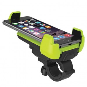 iOttie Active Edge Bike & Bar Mount [zielony], Uchwyt rowerowy na iPhone