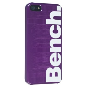Bench. Clip Cover [Purple], Etui dla iPhone SE/5/5S