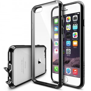 "Rearth Ringke Fusion Case [czarne], Etui dla iPhone 6 Plus/6S Plus (5.5"")"