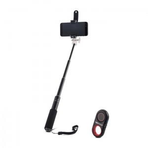 Forever Monopod Mini Set, Kijek do selfie z pilotem Bluetooth