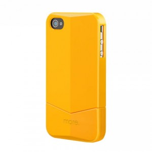 more. Racer GT [Giallo/Yellow], Etui dla iPhone 4/4S
