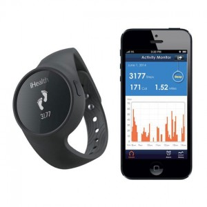 Zegarek fitness i iPhone