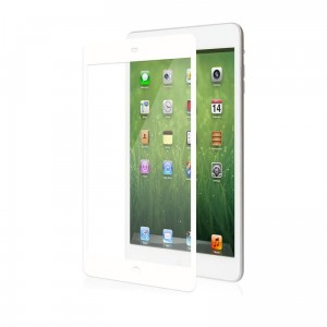 Moshi iVisor XT [White], Folia dla iPad mini