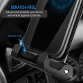 ROCK CAR HEADREST MOUNT BLACK