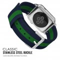 PASEK TECH-PROTECT WELLING APPLE WATCH 1-2-3-4 (42-44MM) NAVY-GREEN 6.jpg