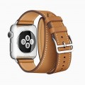PASEK SKÓRZANY TECH-PROTECT LONGHERMS APPLE WATCH 1-2-3-4 (42-44MM) BROWN 2.jpg