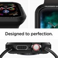Etui ochronne do Apple Watch 4/5/6/SE (40mm) Spigen Rugged Armor [czarne]