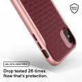 CASEOLOGY APEX CASE - ETUI IPHONE XS-X (BURGUNDY) 4.jpg