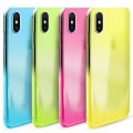 PURO 0.3 NUDE - ETUI IPHONE XS-X (FLUO YELLOW) 5.jpg