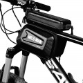 "SAKWA WILDMAN HARDPOUCH BIKE MOUNT ""XL"" BLACK 2"