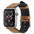 Pasek do Apple Watch 1/2/3/4/5/6/SE (42/44 mm) Spigen Retro Fit [brązowy]
