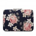 CANVASLIFE SLEEVE MACBOOK PRO 15 NAVY ROSE 2.jpg