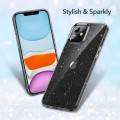 Etui do iPhone 12 Mini ESR Shimmer [bezbarwny z brokatem]
