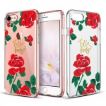 "Etui do iPhone 7/8 (4.7"") ESR Art Case [Red Roses]"