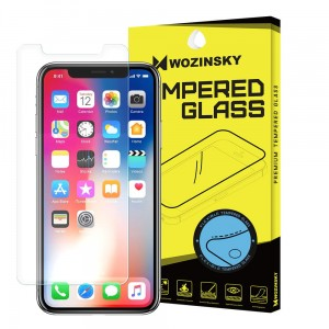 "Wozinsky Nano Screen Protector, Folia flexi na ekran iPhone X/10 (5.8"")"