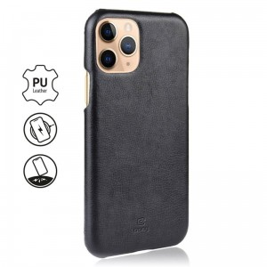 Etui do iPhone 11 Pro Crong Essential Cover [czarny]
