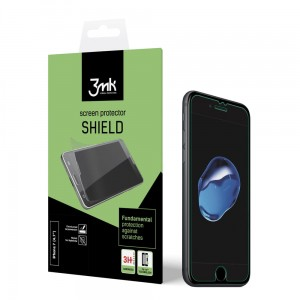 "3MK Shield Screen Protector, Folia na ekran iPhone 7 (4.7"")"