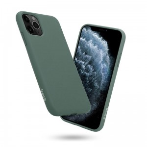 Etui do iPhone 11 Pro Crong Color Case [zielony]