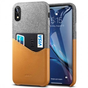 Etui do iPhone XR ESR Metro Case [brązowy]