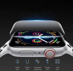 Folia ochronna do Apple Watch 4/5/6/SE (44mm) Rock Hydrogel