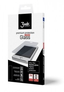 Szkło Hybrydowe 3MK Flexible Glass iPhone 7+/8 PLUS