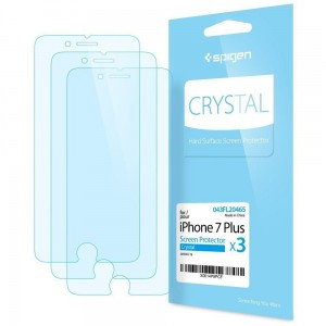 Folia Ochronna  Spigen Film Crystal iPhone 7/8 PLUS