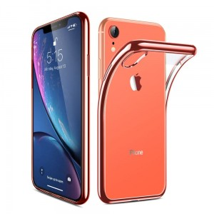 Etui do iPhone XR ESR Eessential [koralowy]