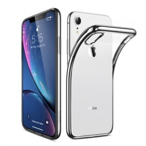 Etui do iPhone XR ESR Essential [srebrne]