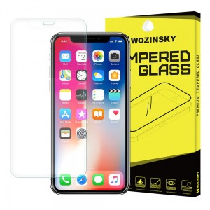 "Wozinsky Full Screen Tempered Glass, Szkło na ekran iPhone X/10 (5.8"")"