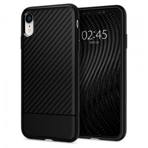 Etui do iPhone XR Spigen  Core Armor [czarne]