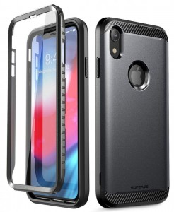 Etui do iPhone XR Supcase UB Neo [czarne]