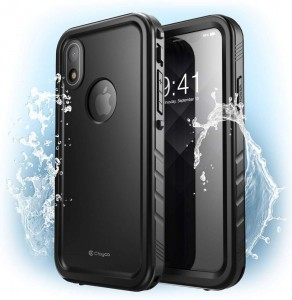 Etui do iPhone XR  Supcase Clayco Omni [czarne]
