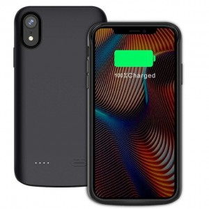Etui z baterią do iPhone XR Tech-Protect Battery  Pack 6 000 mAh [czarne]