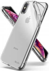 "Etui do iPhone XS MAX (6.5"") Ringke Air [bezbarwne]"