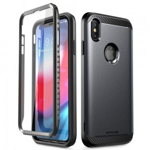 "Etui do iPhone XS MAX (6.5"") Supcase UB Neo [czarne]"