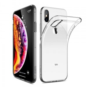 "Etui do iPhone X/XS (5.8"") Esr Essential [przezroczyste]"