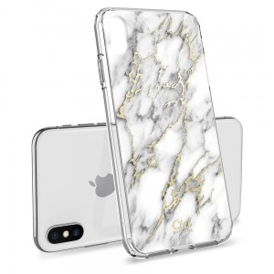 "Etui do iPhone X/XS (5.8"") Spigen Ciel [marble]"