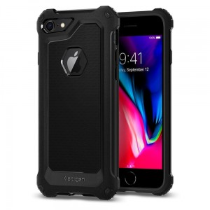 "Etui do iPhone 7/8 (4.7"") Spigen Rugged Armor Extra [czarne]"