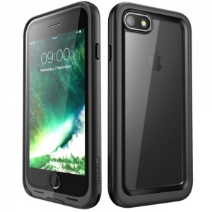 "Etui do iPhone 7/8 (4.7"") Supcase Iblsn Waterproof [czarne]"