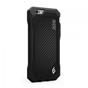 "Element Case ION 6+ [Black/Carbon], Ekskluzywne etui do iPhone 6+/6S Plus (5.5"")"