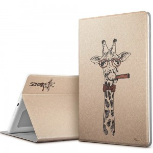 "Etui do iPad 9.7 "" 2017/2018 Esr Illudesign [żyrafa]"